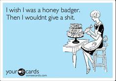 Honey Badger mmstaples  Honey Badger  Honey Badger