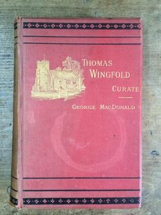 """Thomas Wingfold, Curate"" - To Read"