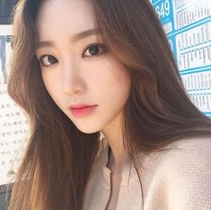 Thanks to his clever mouth, the girl who doesn't know the pineapple is still urged by her boyfriend to get married right away the first time - Photo Korean Beauty Girls, Korean Girl, Asian Beauty, Pretty Asian, Beautiful Asian Girls, Uzzlang Girl, My Hairstyle, Wattpad, Japanese Girl