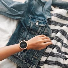 Fossil Q Founder Fossil Q, Funky Fashion, Fashion Watches, Amazing Women, Fashion Outfits, Fashionable Outfits, Women's Accessories, Smart Watch, Your Style