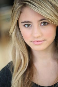 Lia Marie Johnson from Kids react, Teens react and Terry the Tomboy!!! She is sooo funny ^^ You are so beautiful. -kwb