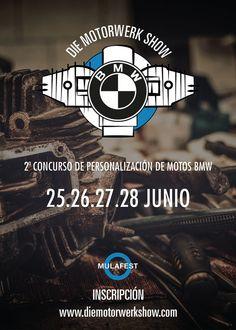 Die Motorwerk Show 2015 #bmw #caferacer #bobber #scrambler | caferacerpasion.com
