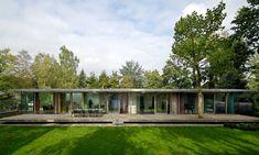 Villa Berkel / Paul de Ruiter Veenendaal, Netherlands 2005 Photography: Pieter Kers
