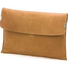 Stuart Weitzman Clipelope Clutch Handbag