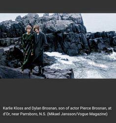 Nova Scotia, for Vogue magazine