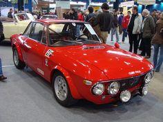 Lancia Fulvia 1600 HF 1970