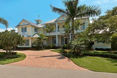 Southern Luxury - 66312WE   Florida, Southern, Luxury, Photo Gallery, Premium Collection, 1st Floor Master Suite, Butler Walk-in Pantry, CAD Available, Den-Office-Library-Study, Elevator, In-Law Suite, MBR Sitting Area, Multi Stairs to 2nd Floor, PDF, Corner Lot   Architectural Designs