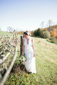 Rustic weddings at Greenbrier Farms