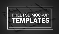 HUGE Collection of free layered PSD mockups for print designs | Business Cards, Logos, Poster/Flyers, Borchures, Magazines, T-Shirts, Brand Identity layouts, Packaging (bottles, cartons, chocolate bars, coffee cups, soda cans, product boxes, makeup tubes, vinyl records)