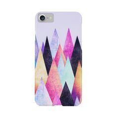 ArtsCase - SlimFit Designers Case for Apple® iPhone® 7 - Purple/Blue, AC1247726