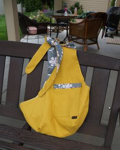 Pet Sling Small Mustard Linen by ZabiZu on Etsy, $43.00 Dog Clothes Patterns, Sewing Patterns, Pet Sling, Pet 5, Chihuahua Love, Dog Carrier, Little White, Dog Stuff, Dog Life