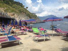 Conca dei Marini, Salerno, Italien Conca Dei Marini Lido Capo Di Conca #capodiconca #concadeimarini