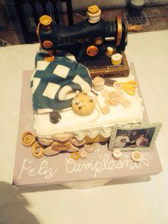 Cake maquina coser