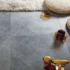 Klikk for zoom Tile Floor, Tiles, Home Appliances, Flooring, Projects, Bad, House, Wax, Graphite