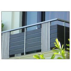 Buy Stainless Steel Balcony Railings Banisters in Faridabad India — from BR Interior & Decorator, Sole Proprietorship in catalog Allbiz! Balcony Glass Design, Balcony Grill Design, Balcony Railing Design, Window Grill Design, Roof Design, Glass Balcony Railing, Steel Railing Design, Bungalow Haus Design, Bedroom False Ceiling Design