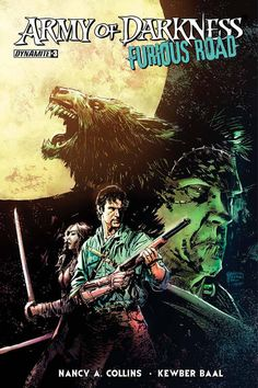 Army of Darkness Furious Road (2016) Issue #3