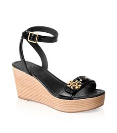 Elina Mid Wedge Sandal | Womens Wedges | ToryBurch.com