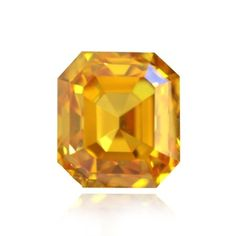 """Lemon Zest"" diamond with emerald cut    London Commodity Markets have an exceptional selection of natural fancy yellow coloured diamonds, all with GIA certification.  They are not the rarest coloured diamonds but yellow diamonds especially the Canary Yellow Diamonds are the most popular with celebrities and the elite.   The yellow colour is the result of nitrogen molecules absorbing blue light.  To find out more about coloured diamond investments visit http://londoncommoditymarkets.com"