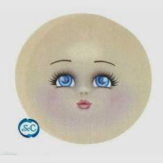Tipos de cara para muñecas