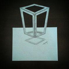 3D cube 2