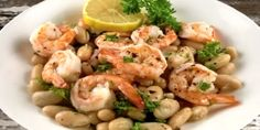 Grilled Shrimp and Cannellini Bean Salad | Redefining wellness, together