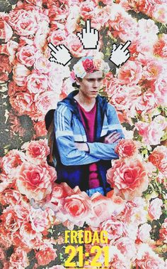 #skam #isak #flowerboy #fredag #21:21 #fuckboy #cute #kawaii