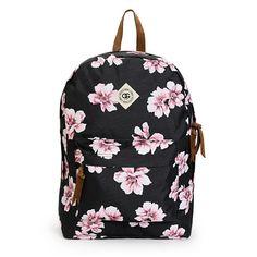 Obey Outsider Floral Backpack