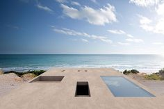 architectureandarts:  Van Thillo House Platform designed Alberto Campo Baeza.