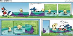 Red and Rover Comic Strip, July 31, 2016     on GoComics.com