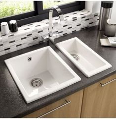 7 best rangemaster sinks for solid wood kitchens images ceramic rh pinterest com