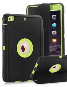 4 colors, fits for Apple iPad Mini 1/2/3/4, iPad 2/3/4/ Air 2.