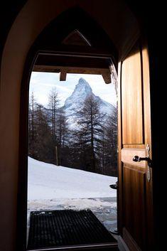 The Matterhorn |Rif