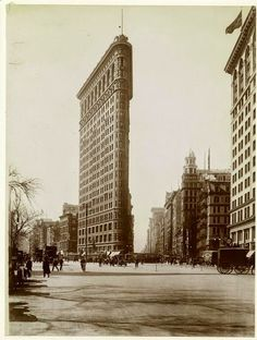 The Tallest Building In New York: A Short History - The Bowery Boys: New York City History