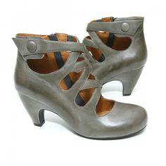 Miz Mooz 'Tillman' Heel (Grey)