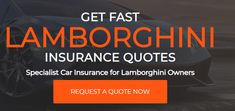 Get customized quotes for Lamborghini Insurance Australia at In Gear. We'll arrange up to four insurance quotations and prepare a policy comparisons report for you to review. Just fill up the form and our representative will get back to you.