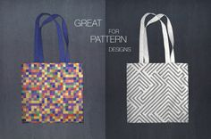 2 Abstract Geometric Backgrounds Projects by Peter Olexa, via Behance