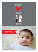 Baby Announcement Competition at Minted