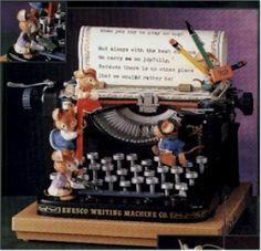 Typewriter - Take This Job and Love It