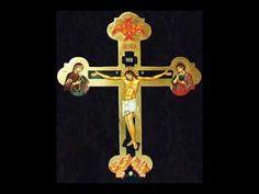 cantarile sfintei cruci manastirea putna - YouTube Symbols, Make It Yourself, Motto, Artist, Youtube, Icons, Glyphs, Artists
