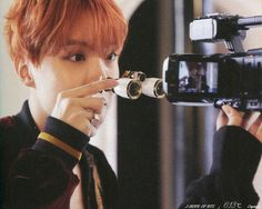 JHope @BTS WINGS CONCEPT BOOK