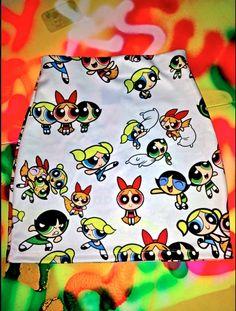 pokemon fashion sweater shorts skirt cartoon network cartoons crop top hey arnold leggings sailor moon power puff girls Daft Punk lisa frank ren and stimpy anime eyes