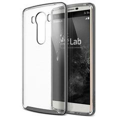 Verus Crystal Bumper Case - хибриден удароустойчив кейс за LG V10 (сив-прозрачен): Производител: Verus Модел: Crystal Bumper… www.Sim.bg