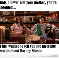 How I Met Your Mother Joke