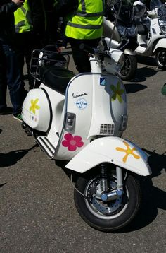#Vespa #vesparidersfinland #helsinki #ScooterDay2015 #Finland