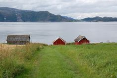 Hasselvika, Norway- This is what I woke up to everyday for a whole month and this is what I would love to do again!
