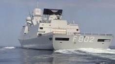 HNLMS De Zeven Provinciën (F802) is the first ship of the De Zeven Provinciën-class air defence and command frigates in service with the Royal Netherlands Navy.