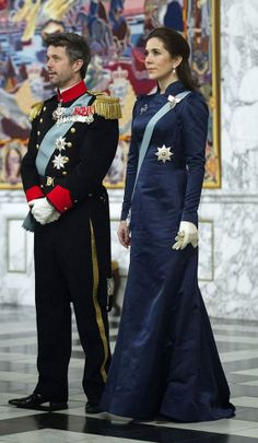 Crown Prince Frederik and Crown Princess Mary of Denmark - 2014