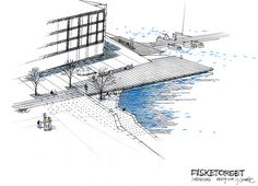Fisktorget Square in Karlskrona by Thorbjörn Andersson With Sweco Architects «  Landscape Architecture Works | Landezine