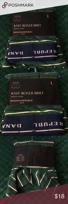 NWT! Banana Republic Large Boxer Brief NWT! Banana Republic Large Boxer Brief Banana Republic Underwear & Socks Boxer Briefs