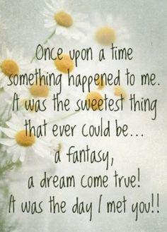 A dream com true